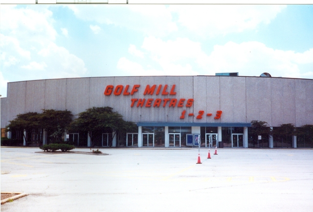 Golf Mill Theatres 1-2-3