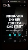 CMX Cinemas New York 62nd Street