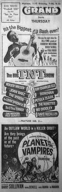 BIG T.N.T. SHOW