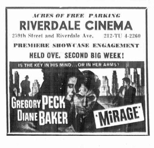 Riverdale Twin Cinema