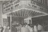 teenagers who saw Elvis perform at the Center Theatre in High Point, North Carolina.