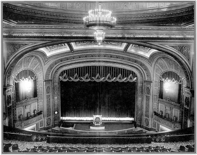 Regent auditorium