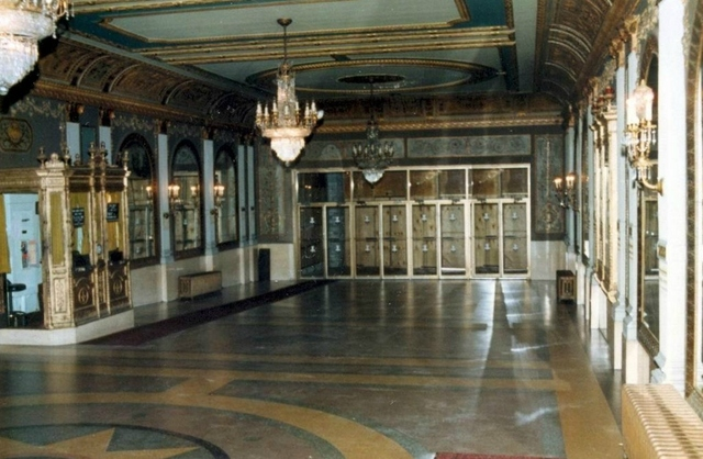 Lobby of the Bay Shore