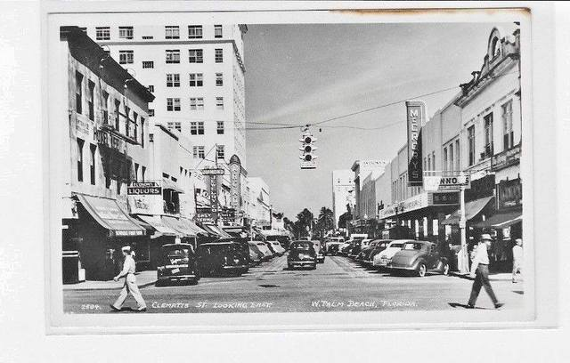 1940s photo via Shirley A. Menditto.