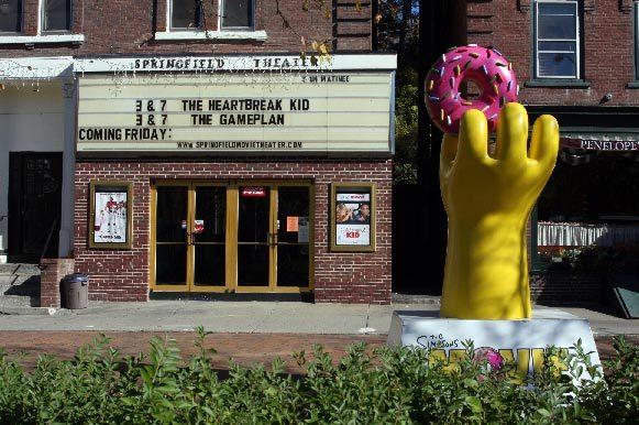 Springfield vt movies
