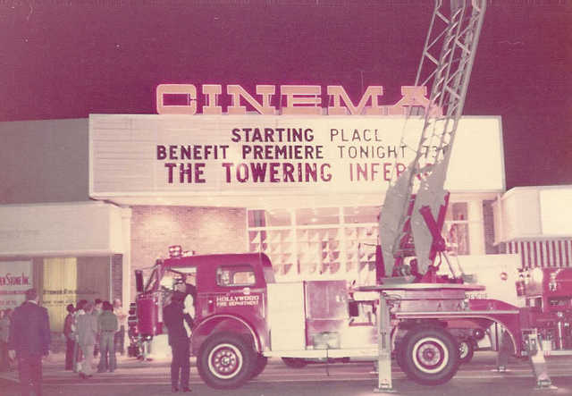 Hollywood Cinema, Hollywood, Florida - December 1974