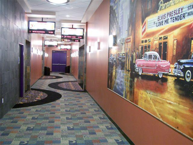 Aggieland Premiere Cinema 16