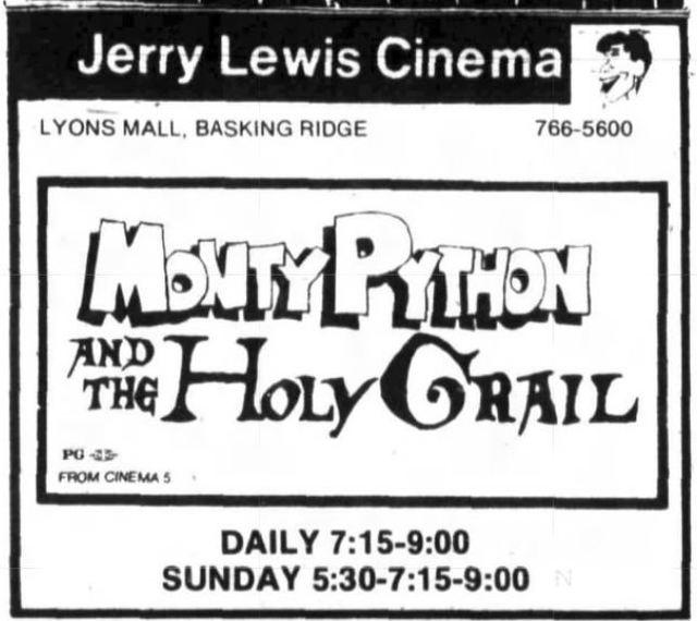 Ridge Lyons Cinema