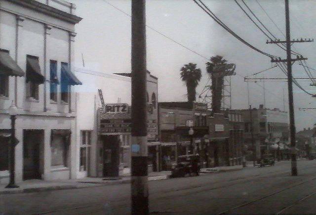 Ritz Theatre, South Pasadena, CA