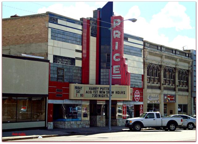 Price© Theatre Price Utah