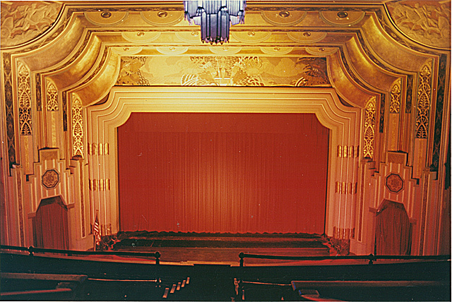 Boyd auditorium