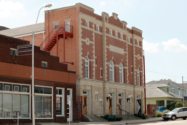 Brown Grand Theatre