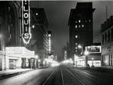 1948 photo via the Vintage St. Louis & Route 66 Facebook page.