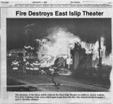 east islip fire