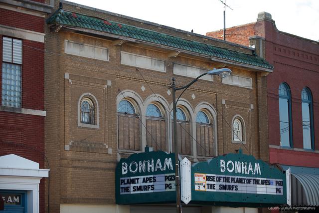 Bonham Theatre