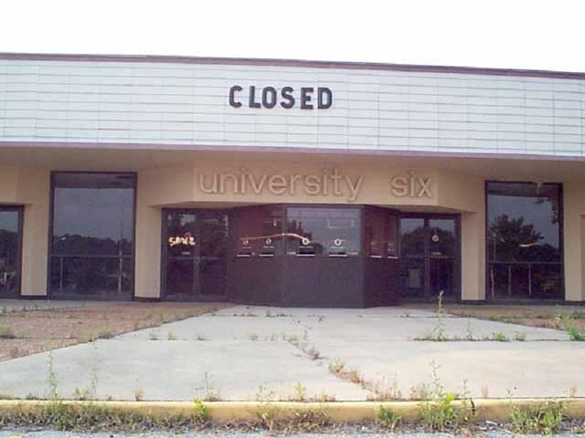 University 6 Cinemas