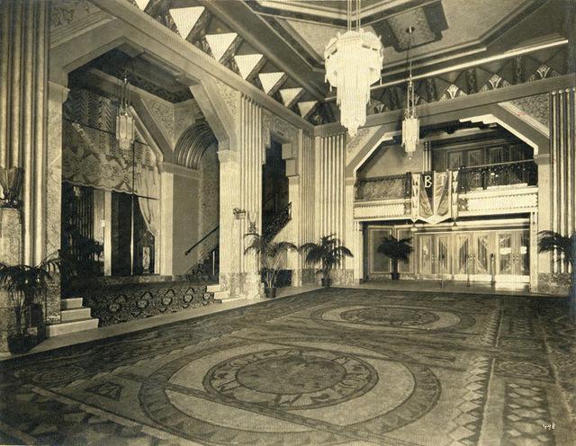 Grand Lobby 1928