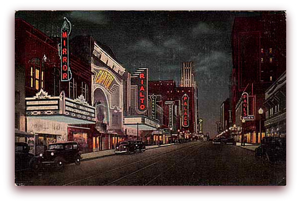 Capitol Theater....Dallas Texas