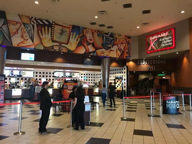 Cinemark Tinseltown USA & XD