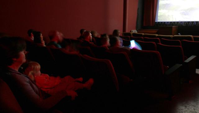 Darkside Cinema Auditorium 1