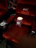 4DX seat