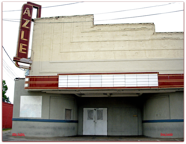 Azle Theatre© Fort Worth Texas...Billy Smith