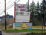 Twin Hi Drive in sign 2006