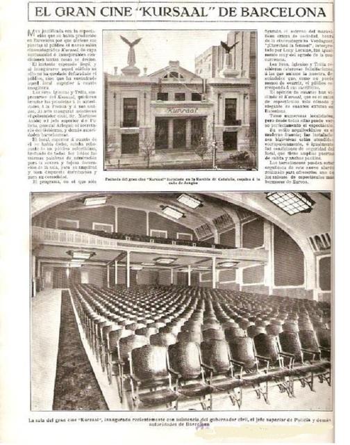 Teatre-Cinema Kursaal