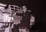 Keith Beckingham at the Greenwich Wurlitzer