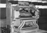 New Victoria Wurlitzer in the theatre