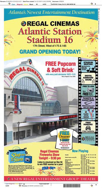 Atlantic Station Cinema