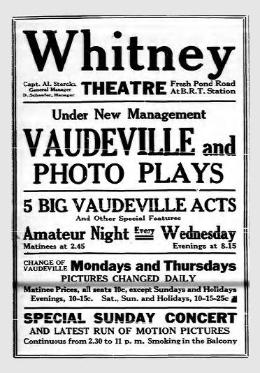 Whitney Theatre