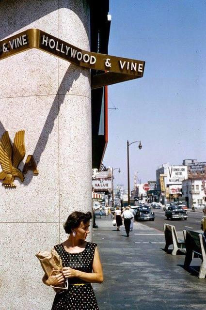 1957 photo via Patricia Nolan Stein.