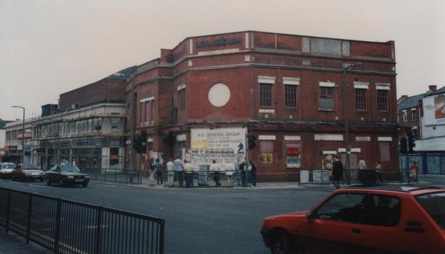 Coliseum Cinema in 1993