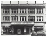 Pastime Theater, downtown Coshocton Ohio 1949