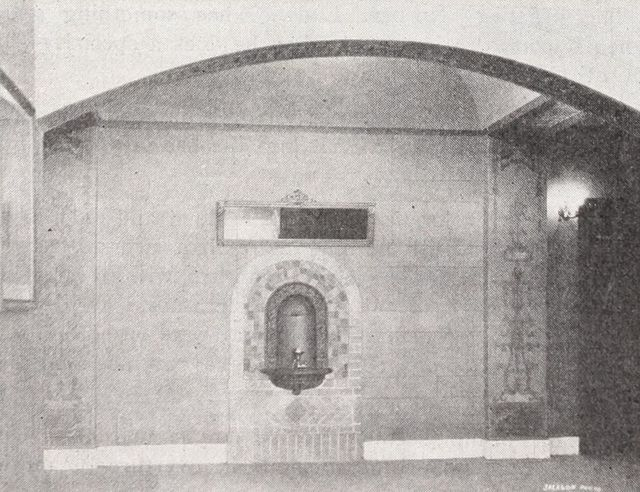 Lobby, Victory Theatre, Kemmerer, Wyoming, 1926