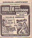Harlem Outdoor Theater