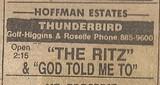 Thunderbird Theater