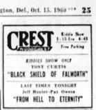 Crest Theater Last ad