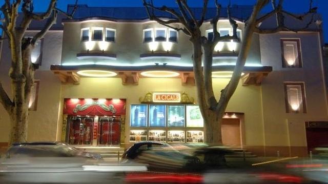 La Cigalle Cinema Theatre in Cavaillon, FR - Cinema Treasures
