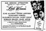 Grand Opening ad, 6-03-1949