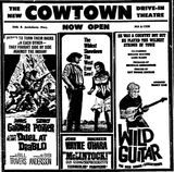 Cowtown Drive-In