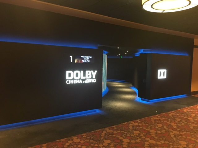 Dolby Theater Entrance