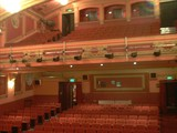 <p>View from stage</p>
