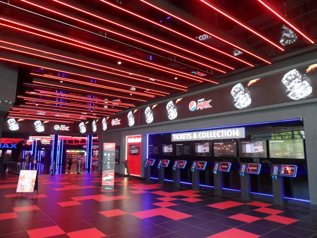 Cineworld Cinema - Leeds