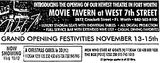 Movie Tavern at West 7th Street
