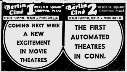 November 12th, 1969 grand opening ad