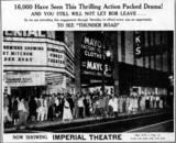 """""""Thunder Road"""" premiere 1958. Image via Steve Wilson."""