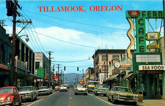Mid `60s postcard image via Bob Culpepper.