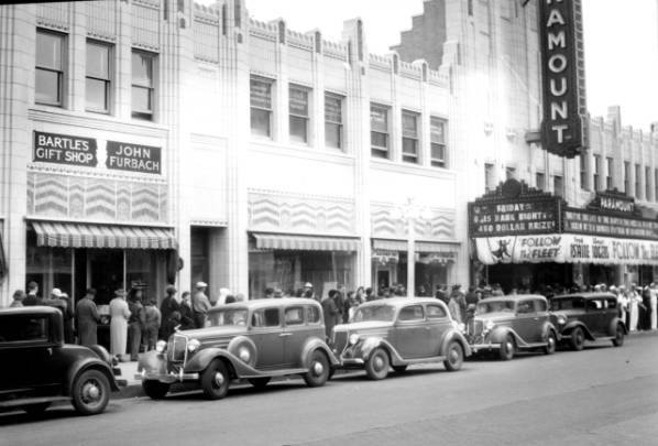1936 photo courtesy of the Panhandle Tidbits Facebook page.